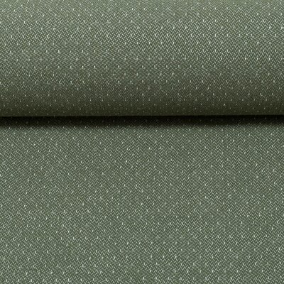 Cotton fabric Swafing Timo olive green