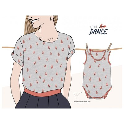 Jersey Bio Lillestoff Mini Dance