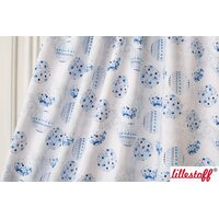 Sommersweat Organic Lille Fabric Waterdots