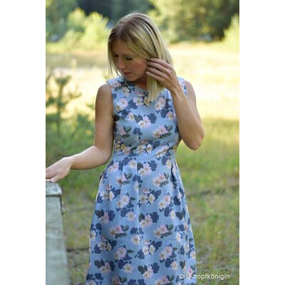 Sommersweat Bio Lillestoff English Garden